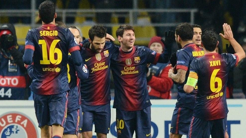 جدیدترین رده بندی برترین باشگاه های جهان؛ بارسا همچنان پیشتاز
