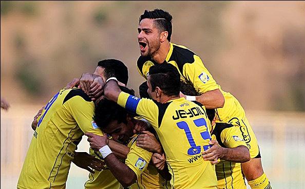 نفت تهران 1-0 صبای قم؛ تکلیف قهرمانی به هفته آخر کشیده شد