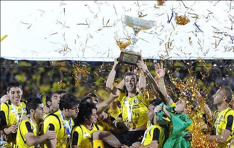 کاپ قهرمانی برای پنجمین بار در اصفهان بالا رفت؛ نصف جهان فاتح تمام جام