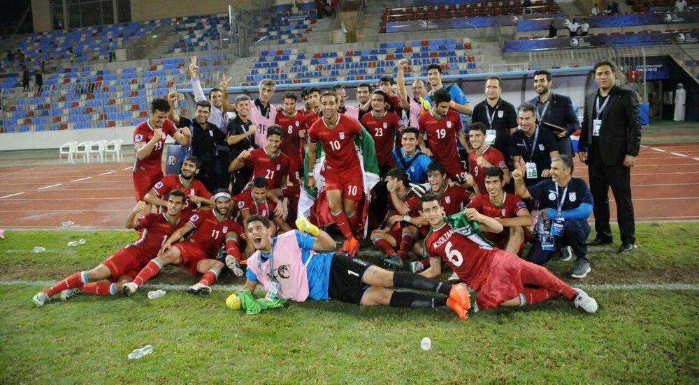 امیرحسین پیروانی - صعود جوانان ایران به جام جهانی