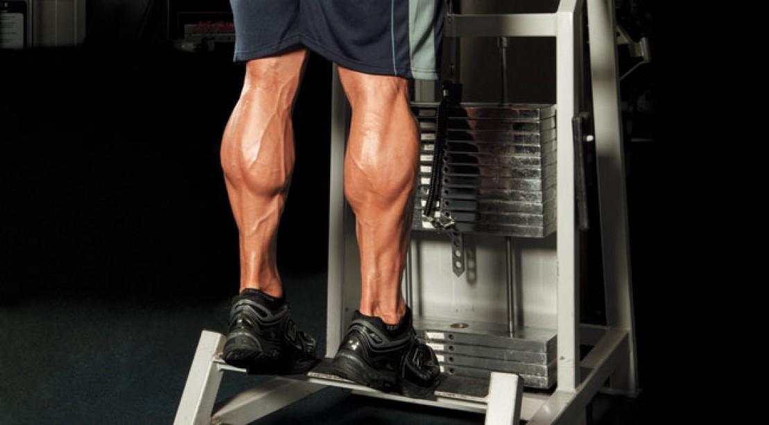 کامل ترین برنامه برای تقویت عضلات ساق پا