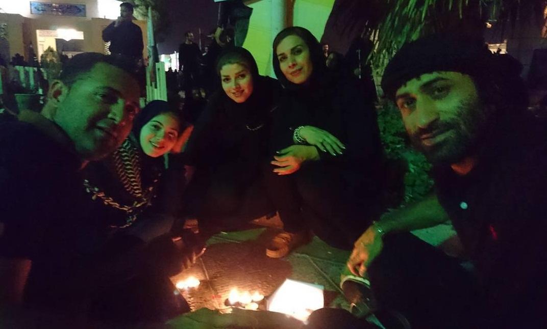 لیگ برتر-ذوب آهن- عزاداری عاشورا