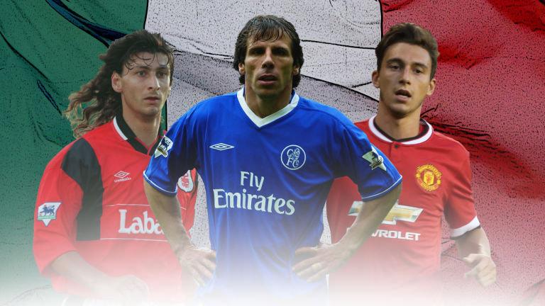 نگاهی به بهترین و بدترین بازیکنان ایتالیایی تاریخ لیگ برتر