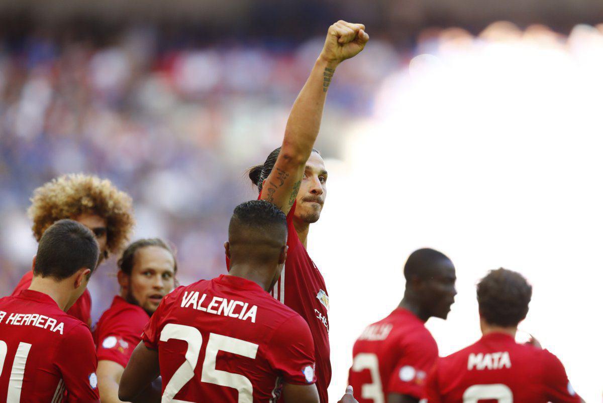 زلاتان: منچستریونایتد احتمالاً بزرگترین باشگاهیست که در آن حضور داشته ام؛ فقط میلان را می توانم با این باشگاه مقایسه کنم