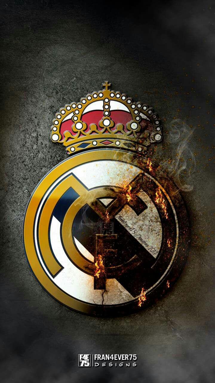 لوگو رئال مادرید png
