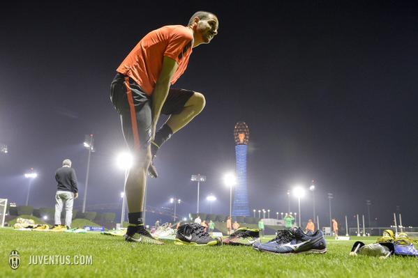 عکس روز: آغاز تمرینات یوونتوس در قطر
