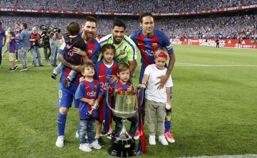 گزارش تصویری - قهرمانی - بارسلونا - جام حذفی اسپانیا - کوپا دل ری - آلاوز