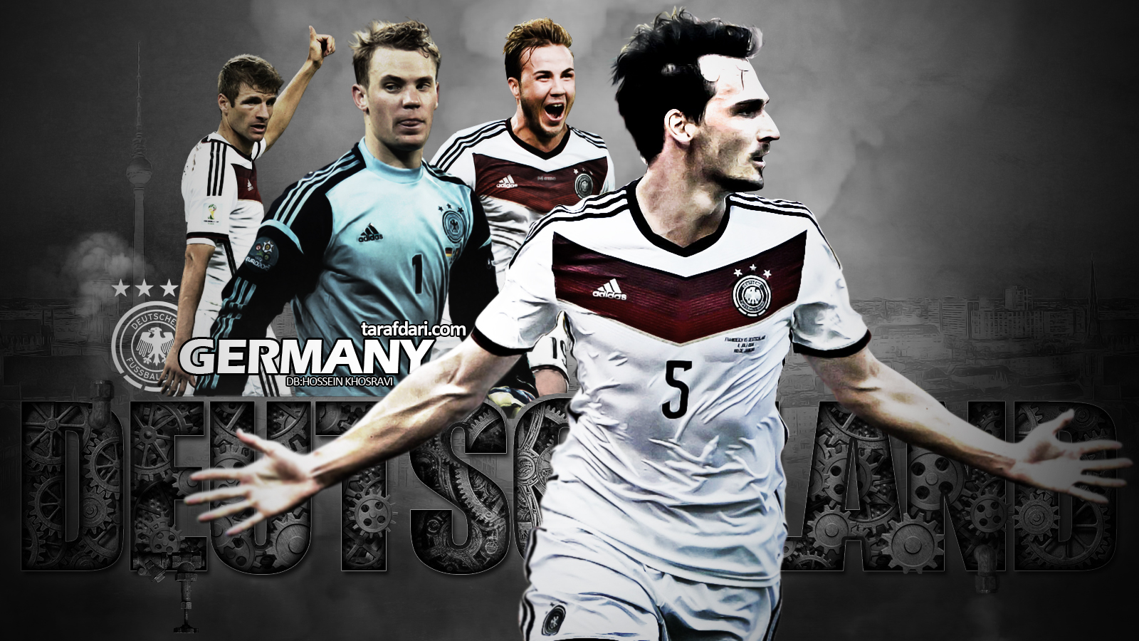 یورو 2016؛ آلمان، هجوم دوباره ژرمن ها به اروپا