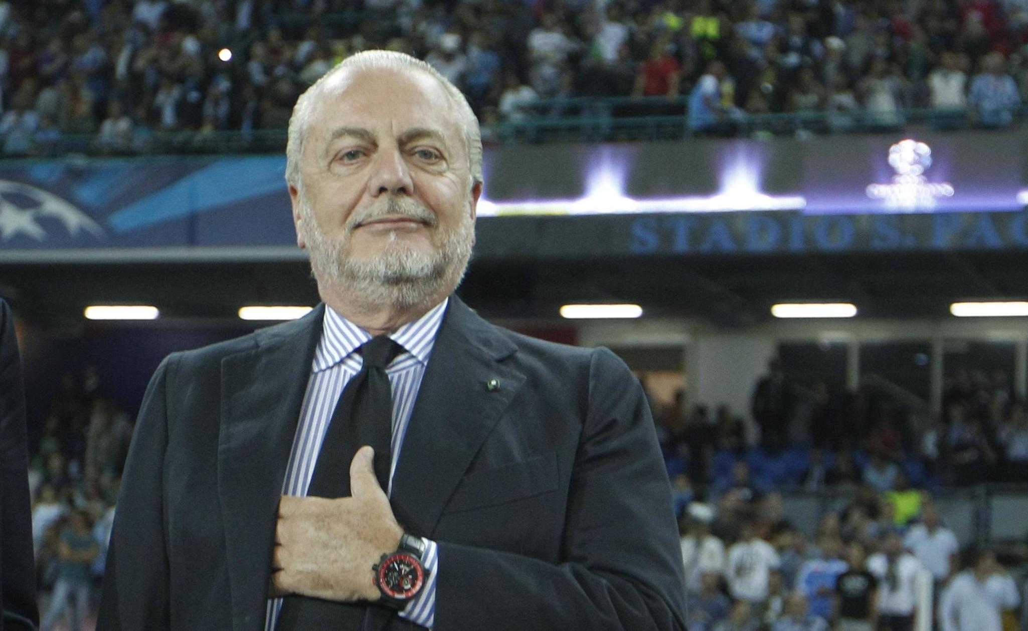 رئیس ناپولی-سری آ ایتالیا