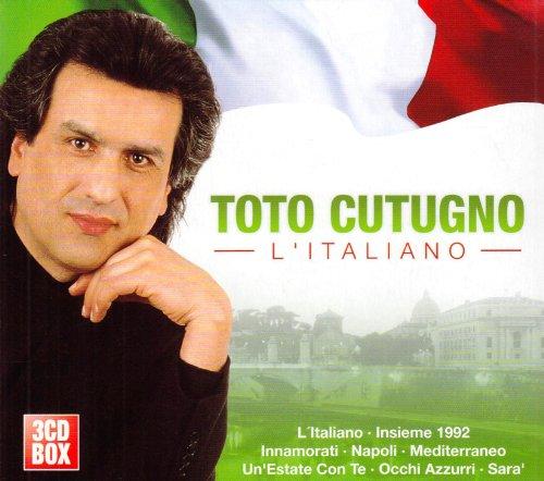 دانلود آهنگ لاشاته می کانتاره - آهنگ معروف ایتالیایی - توتو کوتونی
