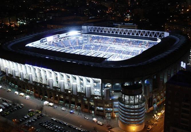 رئال مادرید در آستانه فروش نام ورزشگاه خانگی اش