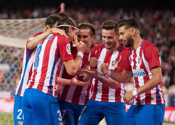 اتلتیکو مادرید - رئال سوسیداد - لالیگا