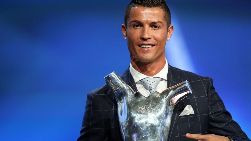 جایزه بهترین بازیکن فصل 2015/16 اروپا - رئال مادرید