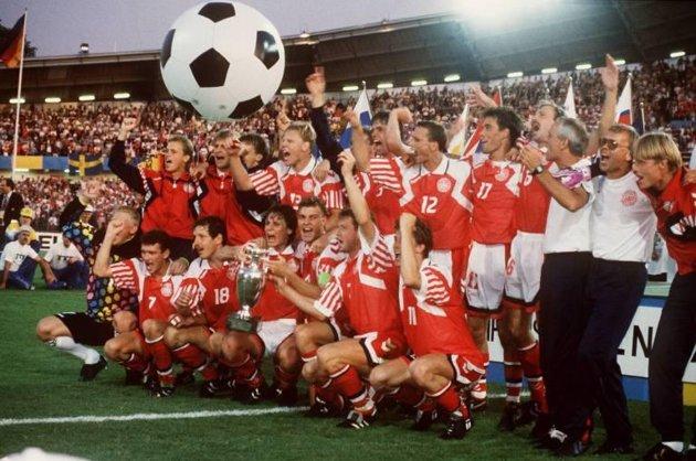 تاریخچه مسابقات یورو (9)؛ یورو 1992