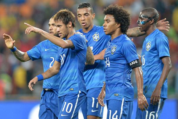 قیمت نجومی فهرست برزیل در جام جهانی اعلام شد