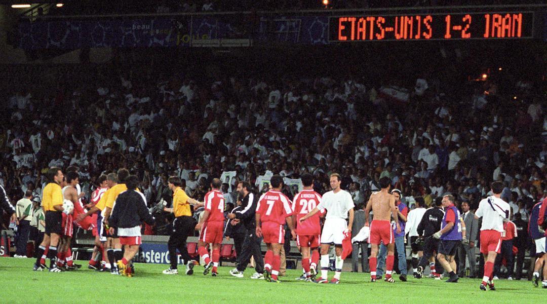 بازی قرن؛ سیاسی ترین رویداد فوتبالی جام جهانی | طرفداری