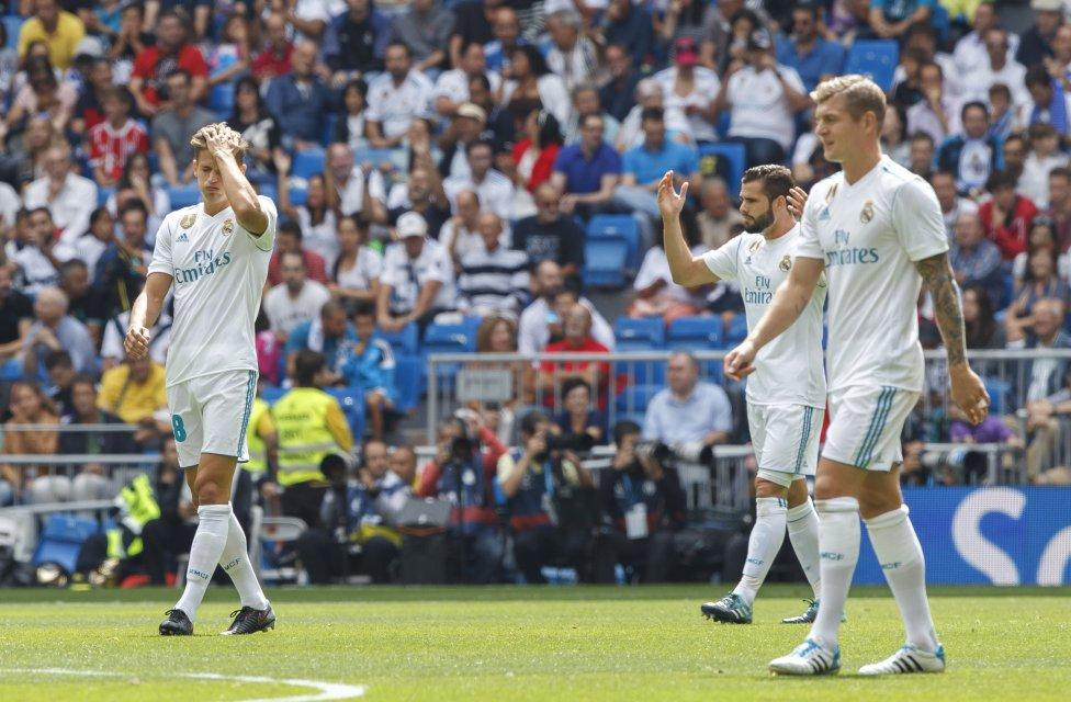 la liga - Real Madrid - لالیگا - رئال مادرید