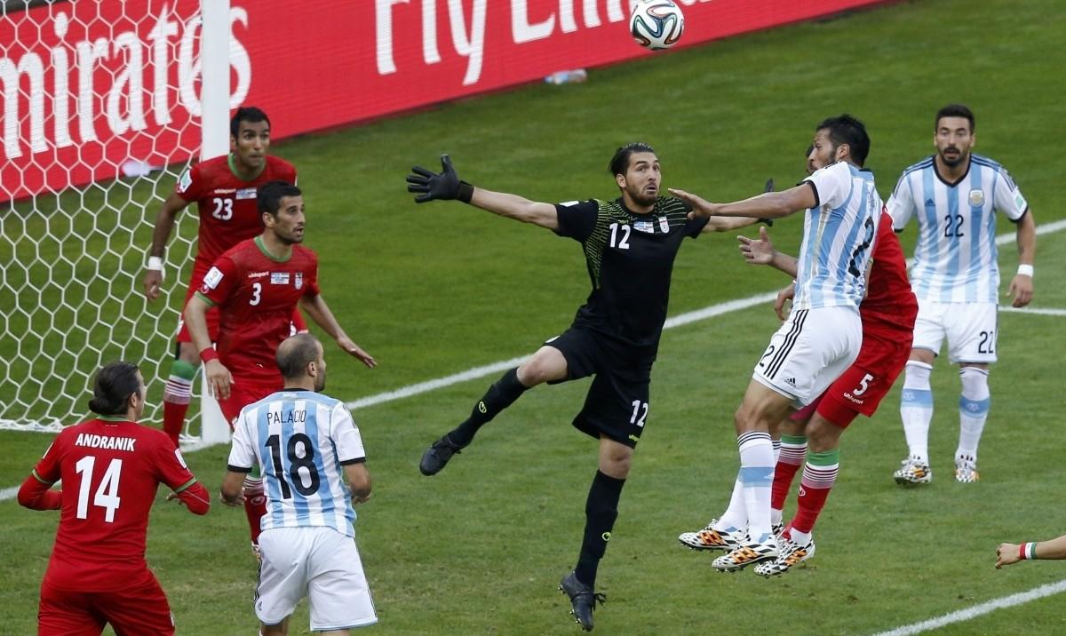 ایرن - آرژانتین - جام جهانی 2014 - پورت ویل