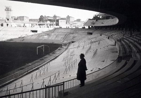 سانتیاگو برنابئو، الهام بخش رئال مادرید