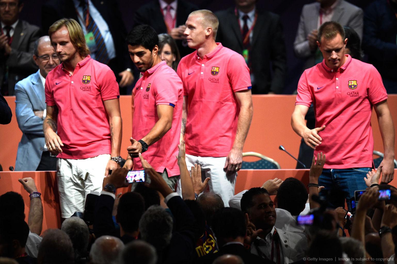 ایوان راکیتیچ: سوارز آرام، مهربان و ساکت است؛ او قول داده که دیگر اتفاق جام جهانی را تکرار نکند