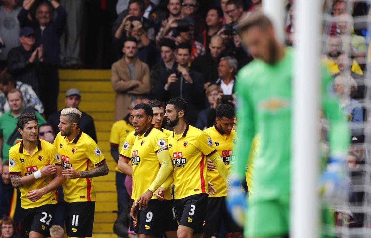 واتفورد 3-1 منچستر یونایتد؛ یک باخت کاملاً جدی