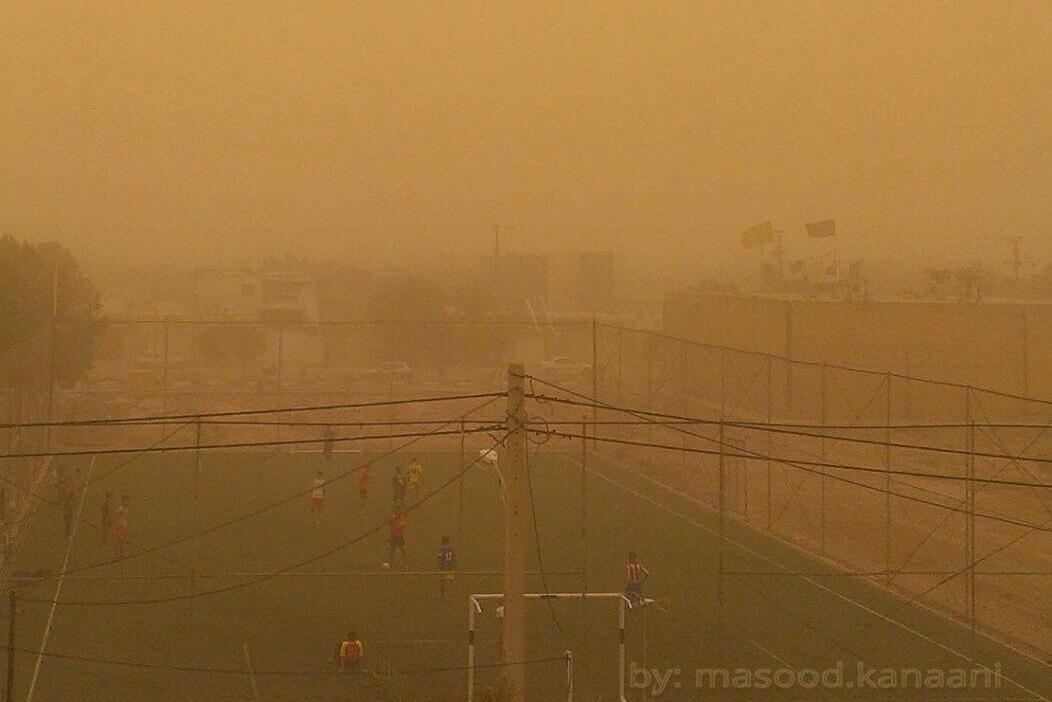 روزی که قلب خوزستان ایستاد، اما فوتبالش نه !