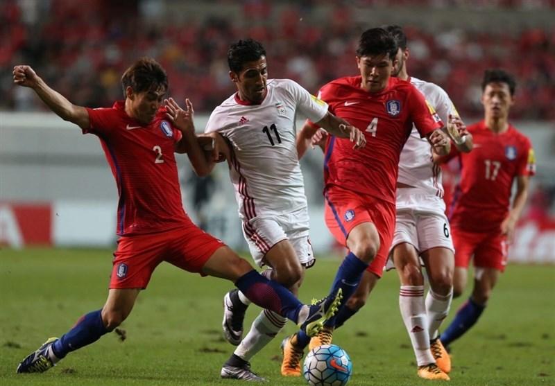 تیم ملی ایران - تیم ملی کره جنوبی - مقدماتی جام جهان