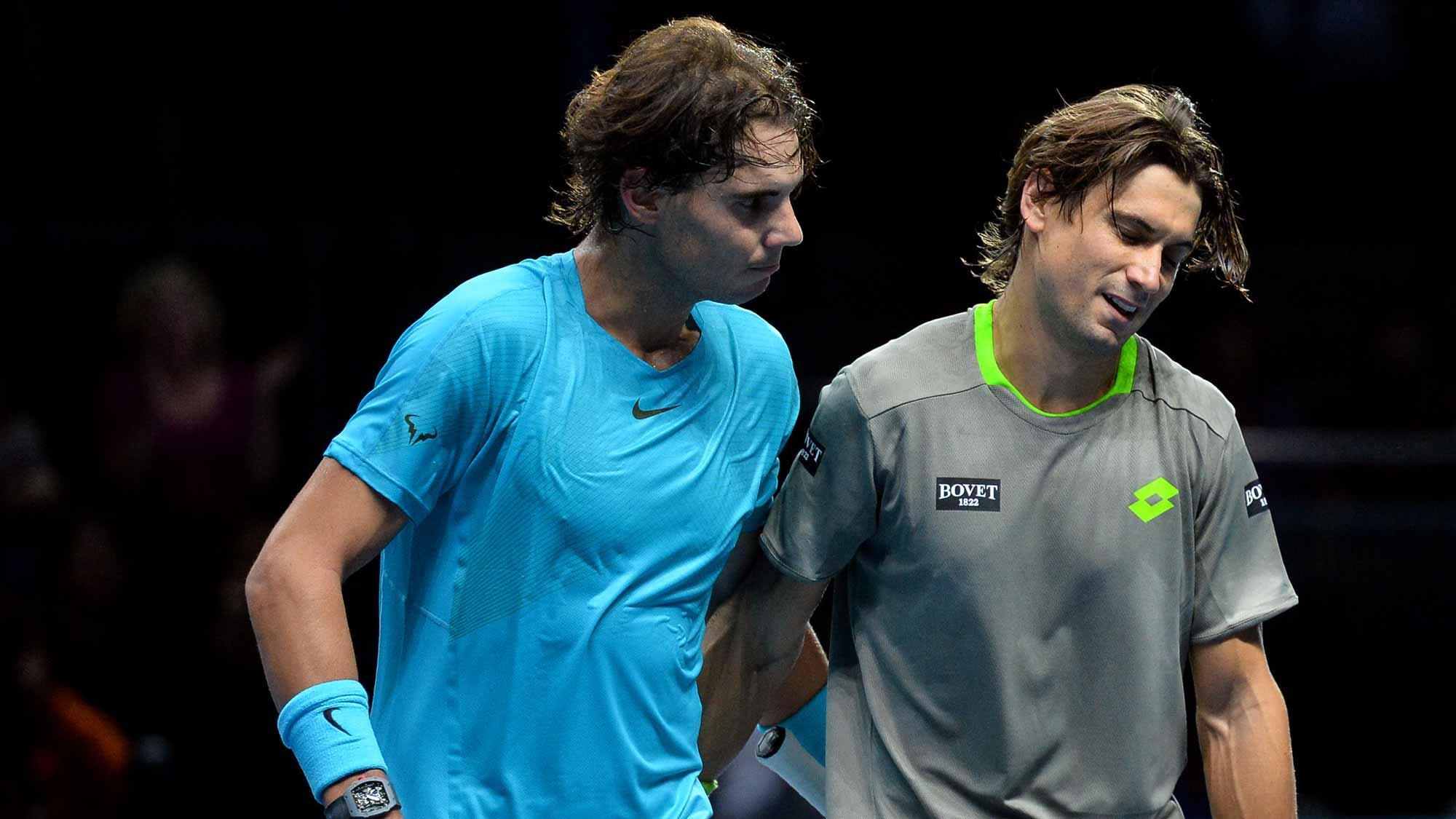 تنیس؛ داوید فرر: نادال قهرمان المپیک می شود
