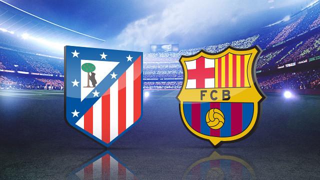 پیش بازی بارسلونا - اتلتیکو مادرید؛  جدال انریکه و سیمئونه برای گل نخوردن